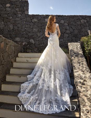 Robes de mariées - Maison Lecoq - robe n°961_B