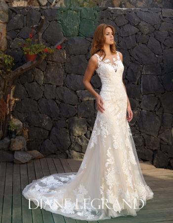 Robes de mariées - Maison Lecoq - robe n°962
