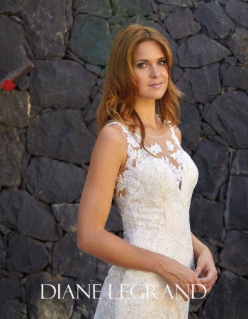 Robes de mariées - Maison Lecoq - robe n°962_A