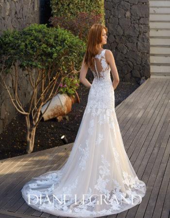 Robes de mariées - Maison Lecoq - robe n°962_B