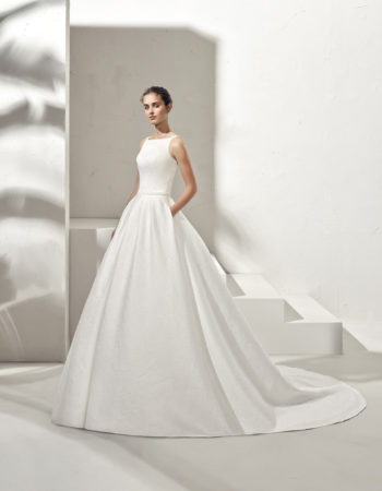 Robes de mariées - Maison Lecoq - robe n°963_A