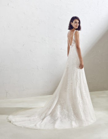 Robes de mariées - Maison Lecoq - robe n°965_A