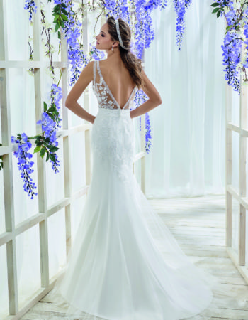 Robes de mariées - Maison Lecoq - robe N°012 205-24 695 €