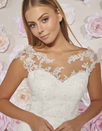 Robes de mariées - Maison Lecoq - robe N°013a 204-03 835 €