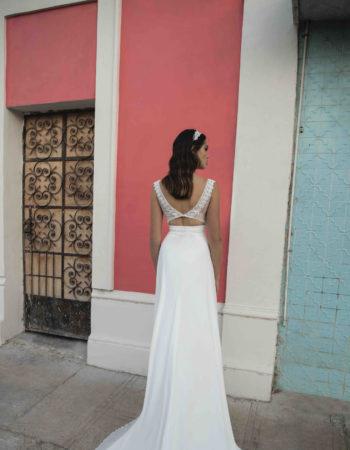 Robes de mariées - Maison Lecoq - robe N°01a BM105 695 €