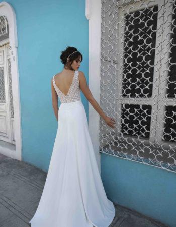 Robes de mariées - Maison Lecoq - robe N°02a BM110 695 €