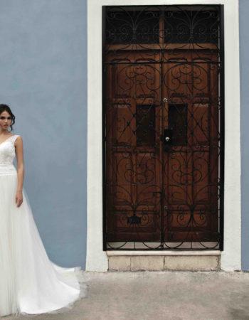 Robes de mariées - Maison Lecoq - robe N°03 BM115 825 €
