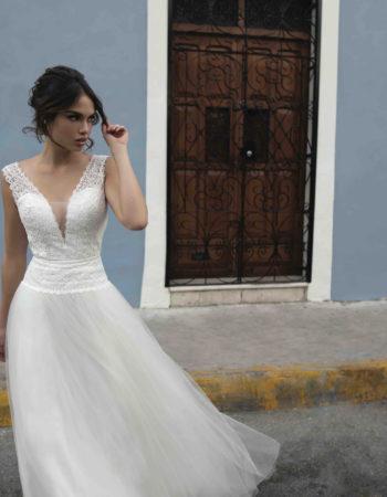 Robes de mariées - Maison Lecoq - robe N°03a BM115 825 €