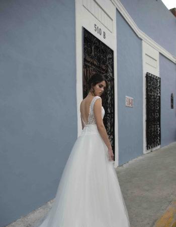 Robes de mariées - Maison Lecoq - robe N°03b BM115 825 €