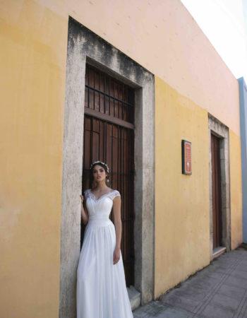 Robes de mariées - Maison Lecoq - robe N°05 BM122 825 €