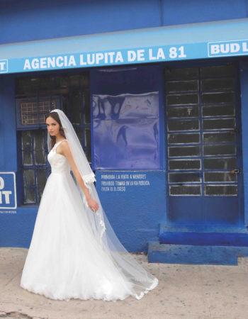 Robes de mariées - Maison Lecoq - robe N°07a BM139 750 €