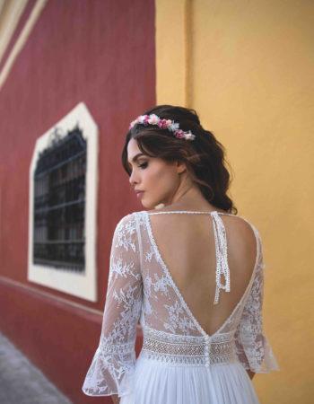 Robes de mariées - Maison Lecoq - robe N°08 BM140 650 €