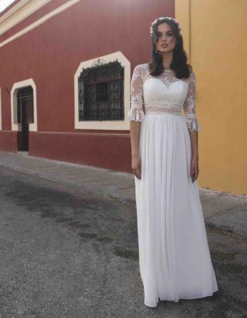 Robes de mariées - Maison Lecoq - robe N°08a BM140 650 €