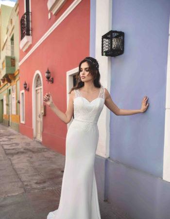 Robes de mariées - Maison Lecoq - robe N°09 BM141 535 €
