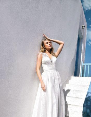 Robes de mariées - Maison Lecoq - robe N°907 Bo'M001 695 €