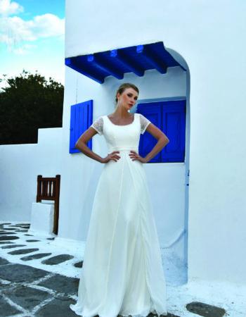 Robes de mariées - Maison Lecoq - robe N°908 Bo'M015 695 €