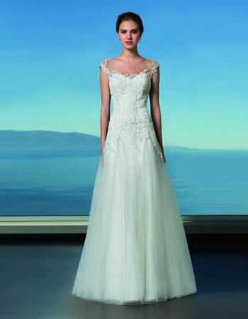 Robes de mariées - Maison Lecoq - robe N°914 L934 765 €