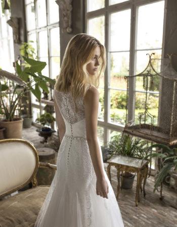 Robes de mariées - Maison Lecoq - robe N°930b Daimy 1485 €