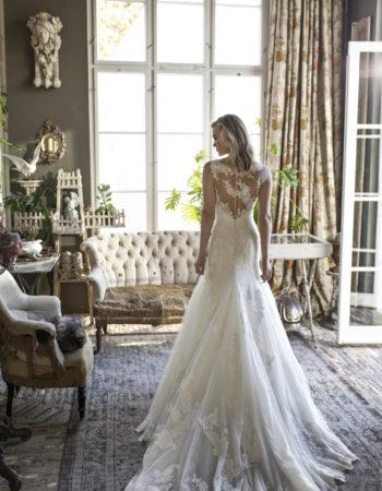 Robes de mariées - Maison Lecoq - robe N°932a Deborah 1595 €