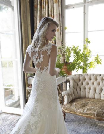 Robes de mariées - Maison Lecoq - robe N°932b Deborah 1595 €