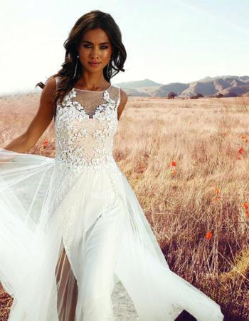 Robes de mariées - Maison Lecoq - robe N°938 190-339-01 1485 €