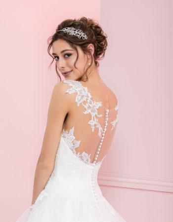 Robes de mariées - Maison Lecoq - robe N°941b TEMPETE 945 €
