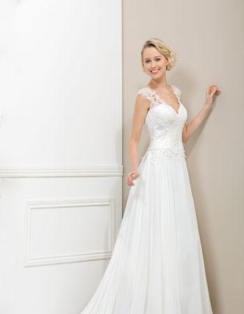Robes de mariées - Maison Lecoq - robe N°943 Tahiti 750 €