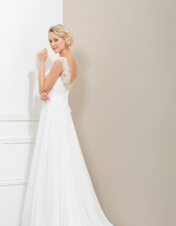 Robes de mariées - Maison Lecoq - robe N°943a Tahiti 750 €