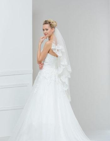 Robes de mariées - Maison Lecoq - robe N°951a TAMARA 775 €