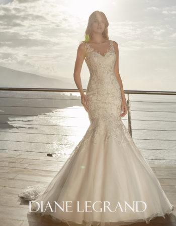 Robes de mariées - Maison Lecoq - robe N°960 7503 1195 €