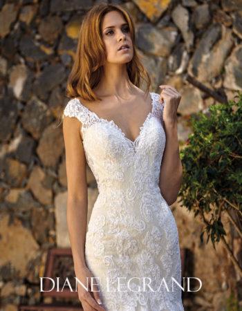 Robes de mariées - Maison Lecoq - robe N°961a 7526 1050 €