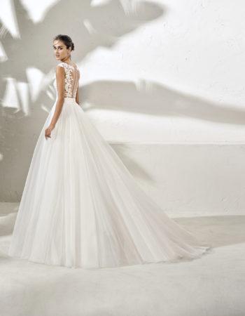 Robes de mariées - Maison Lecoq - robe N°964a FRANIA 1345 €