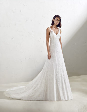 Robes de mariées - Maison Lecoq - robe N°965 FIDEL 1345 €