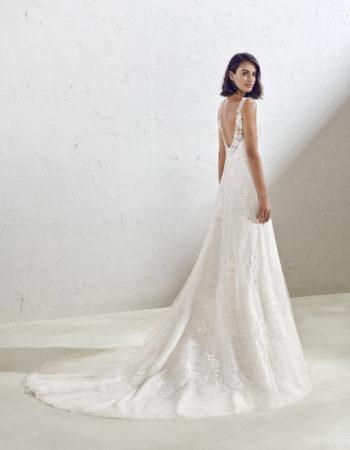 Robes de mariées - Maison Lecoq - robe N°965a FIDEL 1345 €