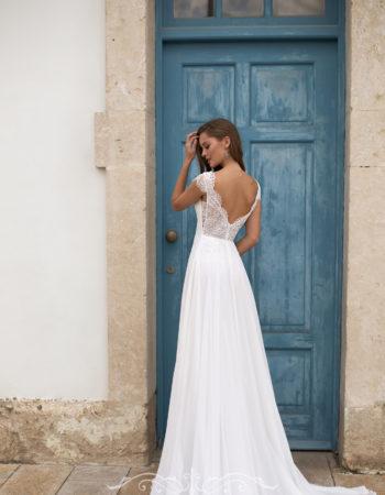 Robes de mariées - Maison Lecoq - robe N°018 Achillina 750 €