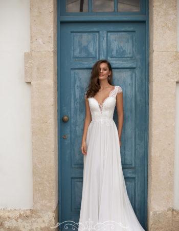 Robes de mariées - Maison Lecoq - robe N°018a Achillina 750 €