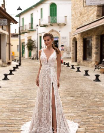 Robes de mariées - Maison Lecoq - robe N°019 Benigna 1200 €