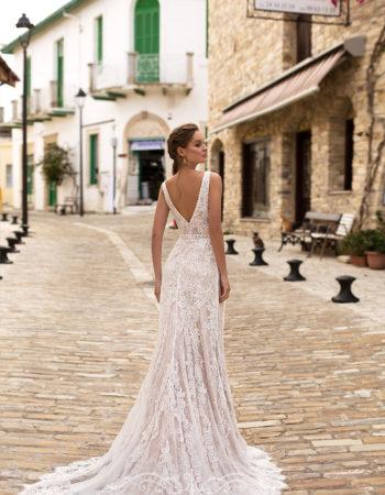 Robes de mariées - Maison Lecoq - robe N°019a Benigna 1200 €