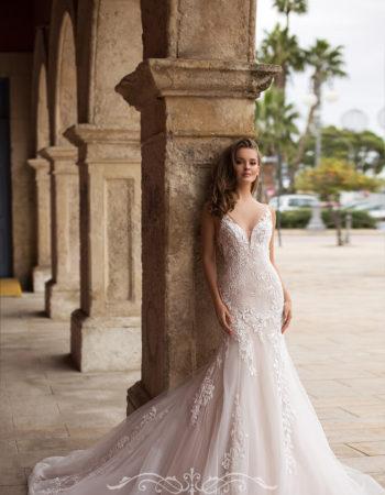 Robes de mariées - Maison Lecoq - robe N°020 Camilla 1375 €