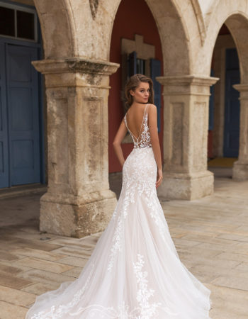 Robes de mariées - Maison Lecoq - robe N°020a Camilla 1375 €