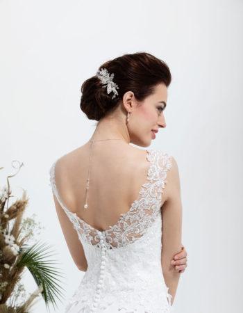 Robes de mariées - Maison Lecoq - robe N°027a SACHA 685 €