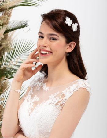 Robes de mariées - Maison Lecoq - robe N°028c SAVANNAH 1025 €