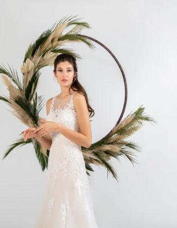 Robes de mariées - Maison Lecoq - robe N°029b STAR 1235 €