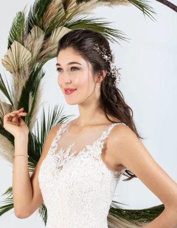 Robes de mariées - Maison Lecoq - robe N°029c STAR 1235 €