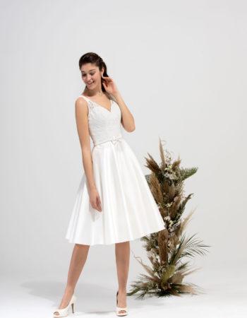 Robes de mariées - Maison Lecoq - robe N°030 SABINE 285 €