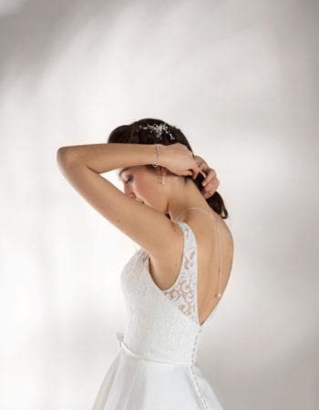 Robes de mariées - Maison Lecoq - robe N°030a SABINE 285 €