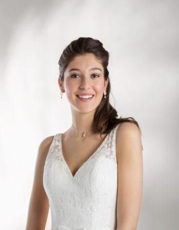 Robes de mariées - Maison Lecoq - robe N°030b SABINE 285 €