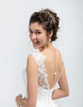 Robes de mariées - Maison Lecoq - robe N°031c SWING 985 €