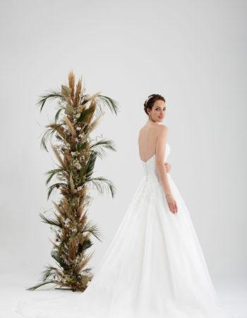 Robes de mariées - Maison Lecoq - robe N°034b STELLA 595 €