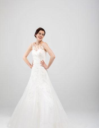 Robes de mariées - Maison Lecoq - robe N°035b SICILE 875 €